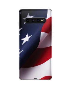 The American Flag Galaxy S10 Skin