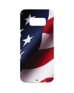 The American Flag Galaxy S8 Plus Lite Case