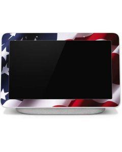 The American Flag Google Home Hub Skin