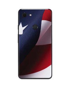 The American Flag Google Pixel 3 XL Skin
