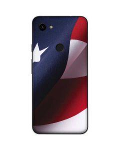 The American Flag Google Pixel 3a Skin