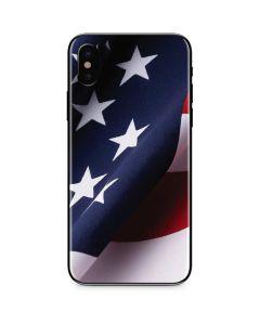 The American Flag iPhone XS Skin