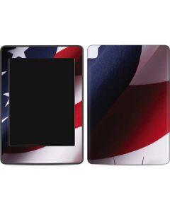 The American Flag Amazon Kindle Skin