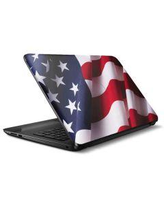 The American Flag HP Notebook Skin