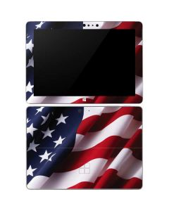 The American Flag Surface Go Skin