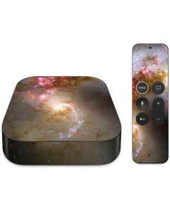 The Antennae Galaxies Apple TV Skin