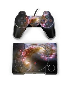 The Antennae Galaxies PlayStation Classic Bundle Skin