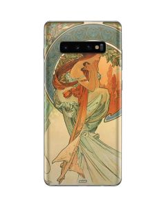 The Arts: Poetry Galaxy S10 Plus Skin