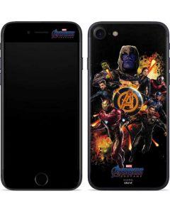 The Avengers iPhone 8 Skin