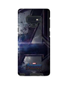 The Avengers Logo Galaxy Note 9 Pro Case