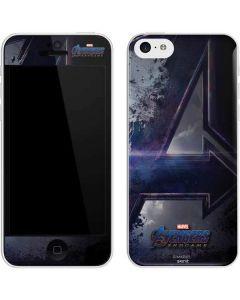 The Avengers Logo iPhone 5c Skin