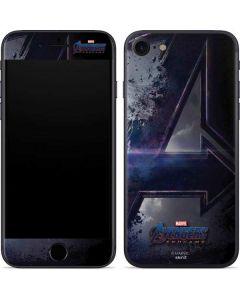 The Avengers Logo iPhone 8 Skin