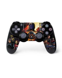 The Avengers PS4 Controller Skin
