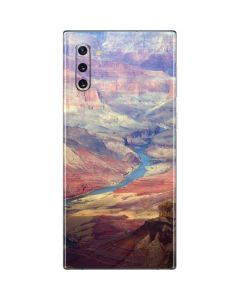 The Colorado River and Grand Canyon Galaxy Note 10 Skin