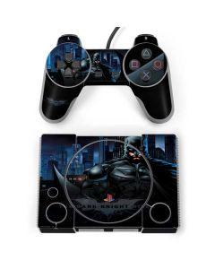 The Dark Knight PlayStation Classic Bundle Skin