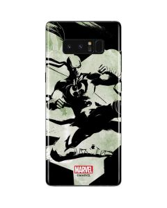 The Defenders Iron Fist Galaxy Note 8 Skin