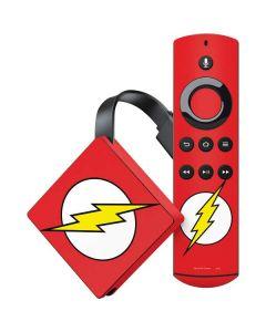 The Flash Emblem Amazon Fire TV Skin