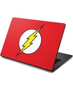 The Flash Emblem Dell Chromebook Skin