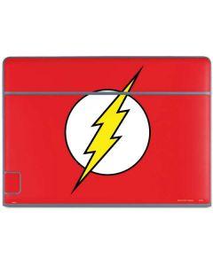 The Flash Emblem Galaxy Book Keyboard Folio 10.6in Skin