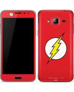The Flash Emblem Galaxy J3 Skin