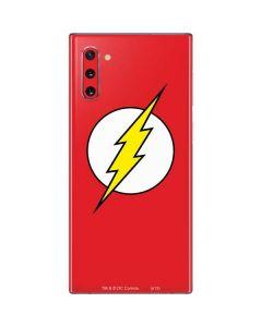The Flash Emblem Galaxy Note 10 Skin