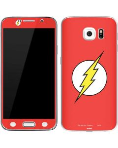 The Flash Emblem Galaxy S6 Skin