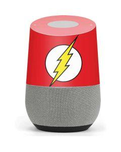 The Flash Emblem Google Home Skin