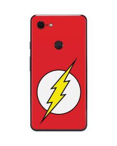 The Flash Emblem Google Pixel 3 XL Skin
