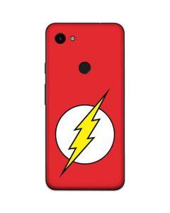The Flash Emblem Google Pixel 3a Skin