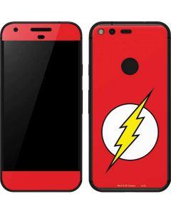 The Flash Emblem Google Pixel Skin