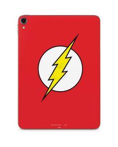 The Flash Emblem Apple iPad Pro Skin