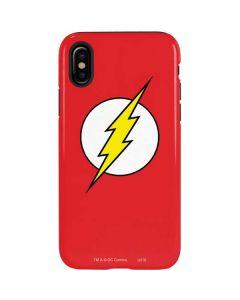 The Flash Emblem iPhone X Pro Case