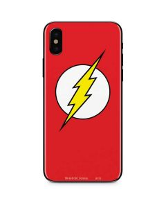 The Flash Emblem iPhone XS Max Skin