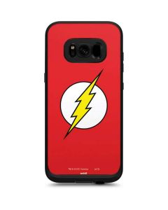 The Flash Emblem LifeProof Fre Galaxy Skin