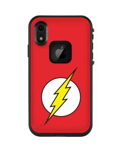 The Flash Emblem LifeProof Fre iPhone Skin