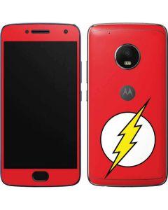 The Flash Emblem Moto G5 Plus Skin