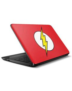 The Flash Emblem HP Notebook Skin