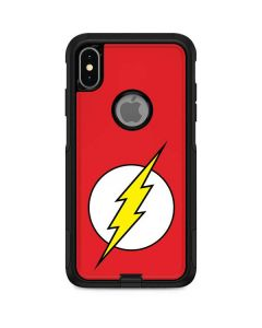 The Flash Emblem Otterbox Commuter iPhone Skin