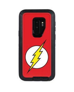 The Flash Emblem Otterbox Defender Galaxy Skin