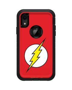 The Flash Emblem Otterbox Defender iPhone Skin