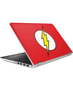 The Flash Emblem HP Pavilion Skin