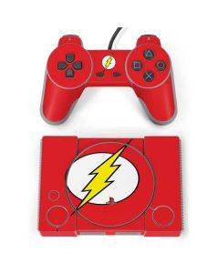 The Flash Emblem PlayStation Classic Bundle Skin