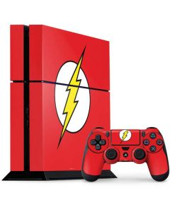 The Flash Emblem PS4 Console and Controller Bundle Skin