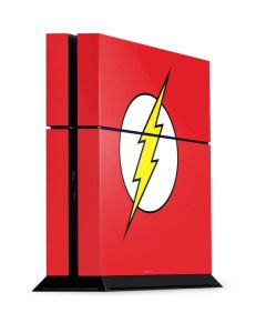 The Flash Emblem PS4 Console Skin