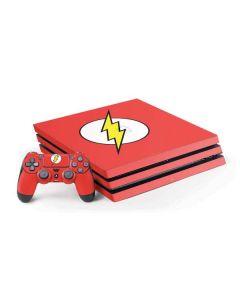 The Flash Emblem PS4 Pro Bundle Skin