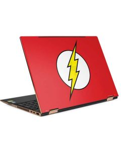 The Flash Emblem HP Spectre Skin