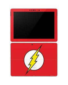 The Flash Emblem Surface Go Skin