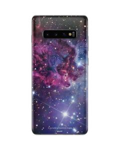 The Fox Fur Nebula Galaxy S10 Plus Skin