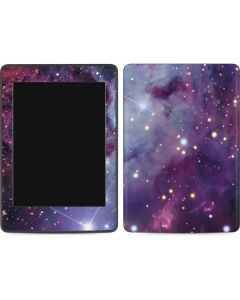 The Fox Fur Nebula Amazon Kindle Skin