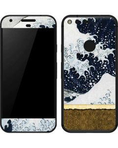 The Great Wave off Kanagawa Google Pixel Skin